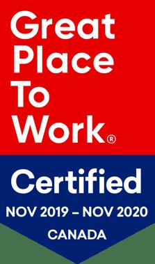GPTW Certified - 2019-11 (Nov 2019 - Nov 2020) - EN